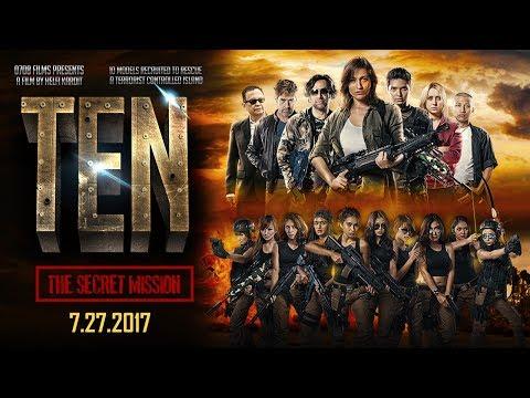 TEN - The Secret Mission Official Trailer