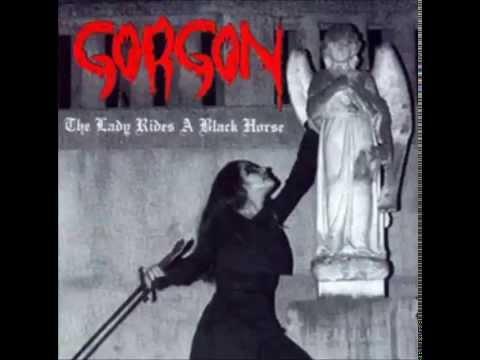 Gorgon - The Lady Rides a Black Horse (Full Album) (1995)