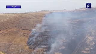 33 حريقا تأتي على 33500 دونم من المناطق الحرجية خلال الصيف - (22-8-2019)