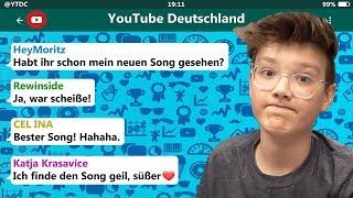 YouTuber reagieren auf HeyMoritz! 😳😂