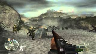 the D-Daily Special 13: Call of Duty 2 Big Red One
