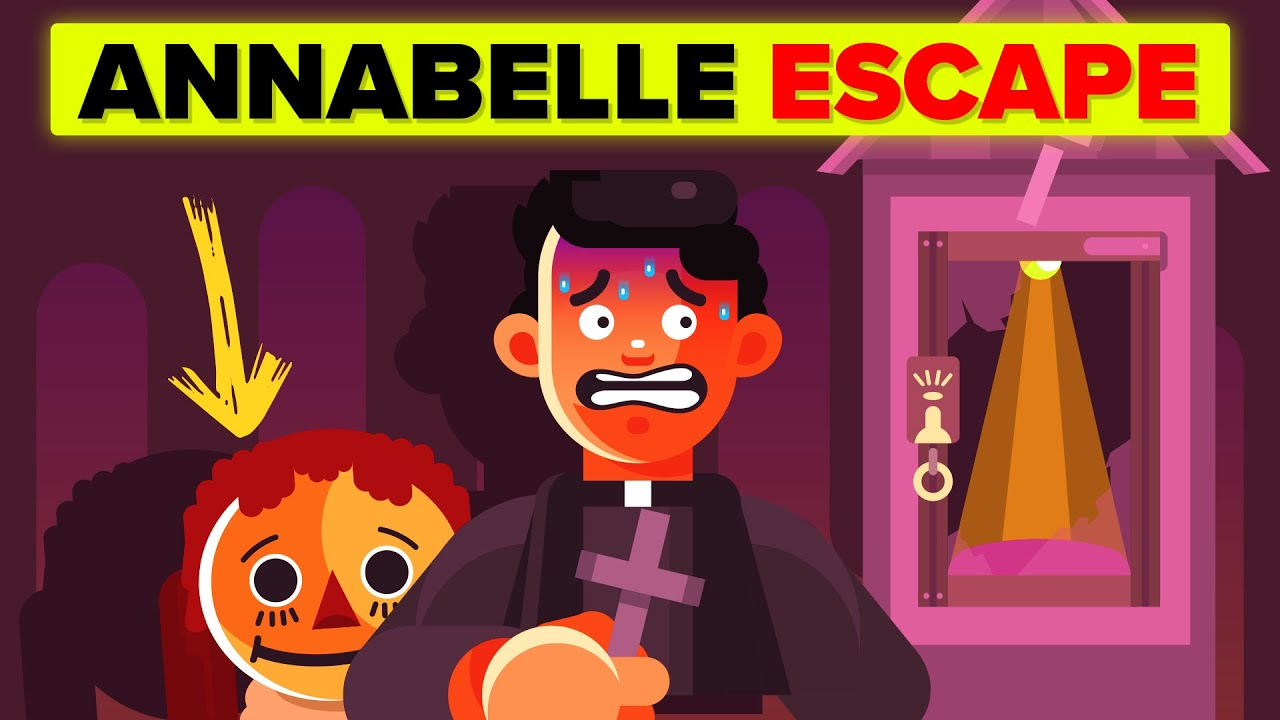 What if The Real Annabelle Escaped?