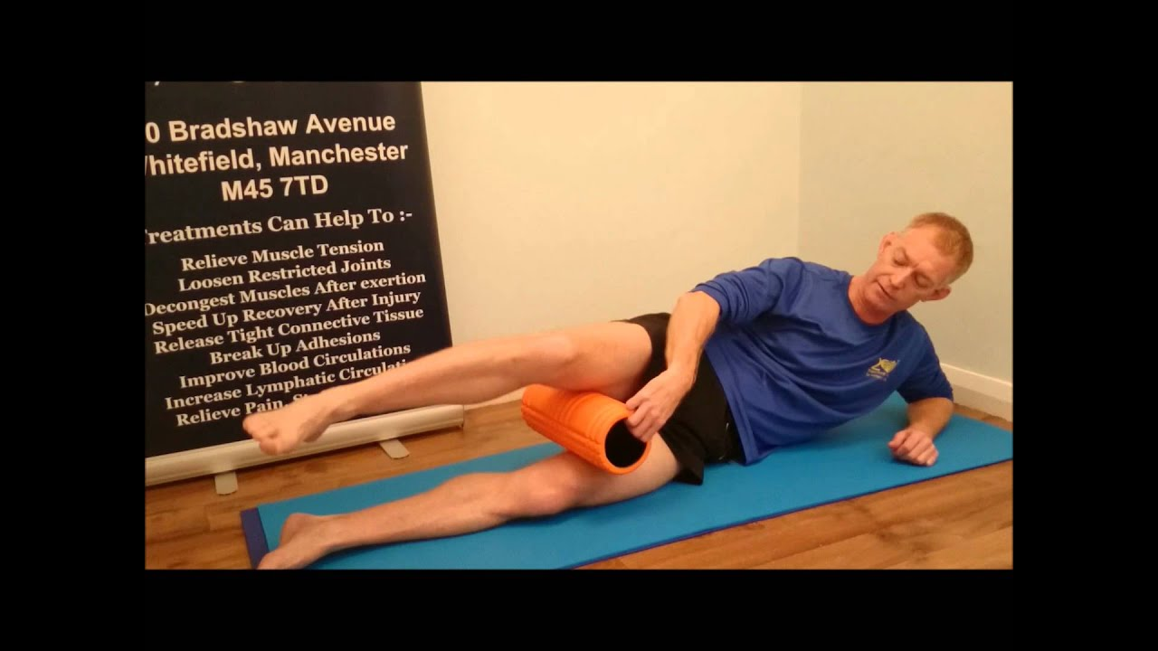 Vastus Stretch Lateralis