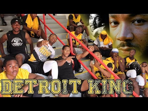 Martin Luther King High School vs Detroit Denby I Sept. 29th I Contagious HypeMix I MHSAA