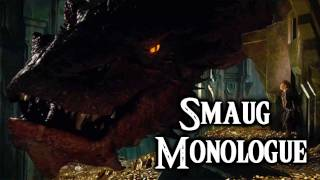The Monologue Of Smaug  The Hobbit Fandub