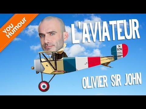 OLIVIER SIR JOHN - L'aviateur