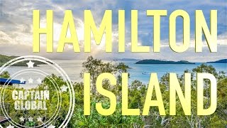 Travel Vlog Australia: Hamilton Island and The Whitsundays