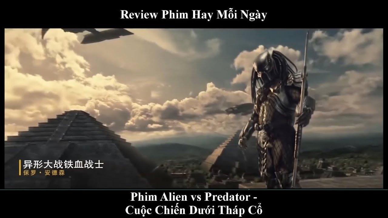 [ REVIEW PHIM 2021 ] Review Phim Alien vs Predator – Cuộc Chiến Dưới Tháp Cổ – Phim Hành Động