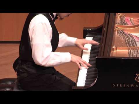 Etude in F-Sharp Major, Op. 7, No. 4, by Igor Stravinsky