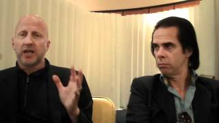 LAWLESS Cannes Interview - John Hillcoat & Nick Cave - Part 2