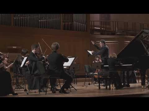 """""""Камерный оркестр Игоря Лермана"""", В.А. Моцарт  """"концерт №3"""", солист Елисей Мысин"""