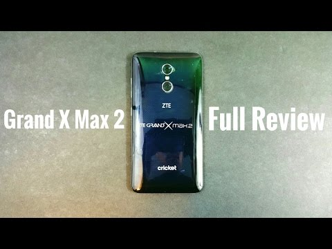 ZTE Grand X Max 2 Full Review!