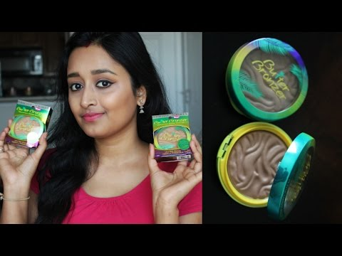 New Physicians Formula Butter Bronzer Review Demo