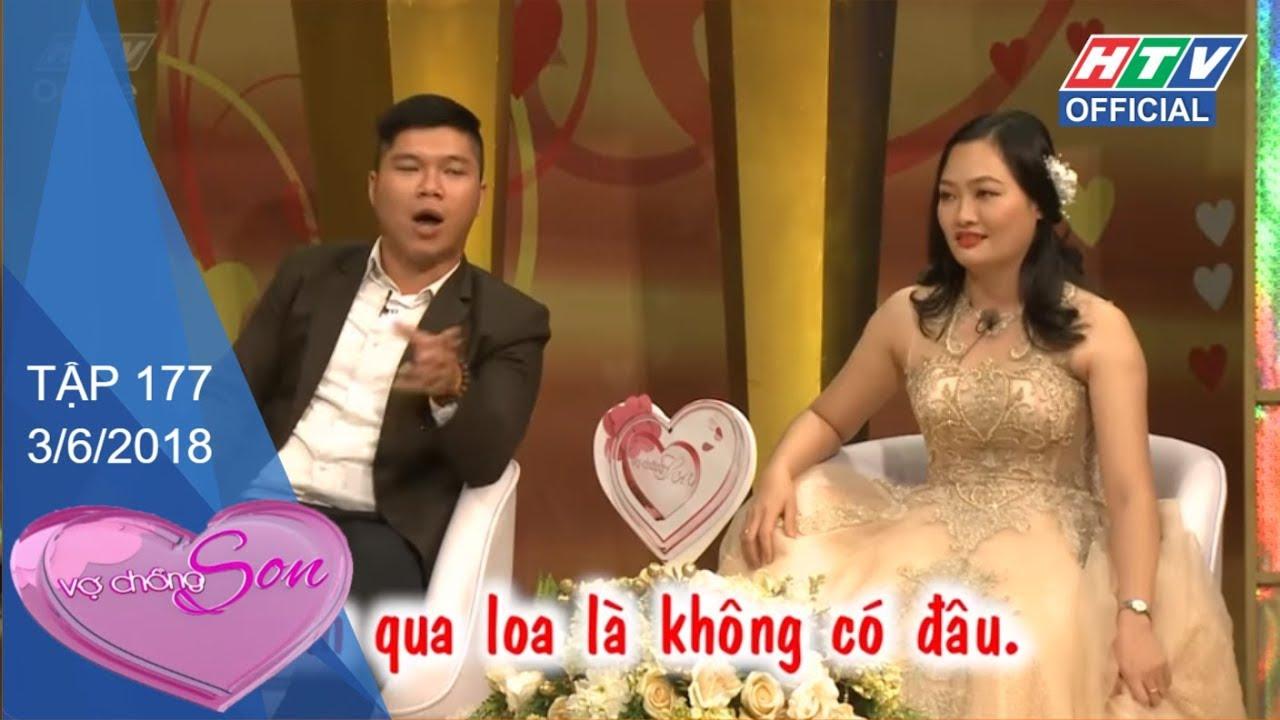 image HTV VỢ CHỒNG SON | Rước được nàng nhờ ròng rã dẫn nàng ăn vặt | VCS #177 FULL | 3/6/2018