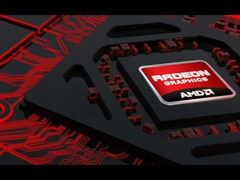 How to install graphics Driver - AMD RADEON on Windows 7/8/10/Vista for 64/32 Bits?