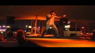 Cody Slaughter sings Wear My Ring Around Your Neck 2006 at Elvis Week (video)