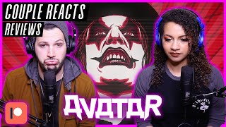 """COUPLE REACTS - Avatar """"Vultures Fly"""" - REACTION / REVIEW"""