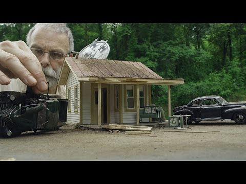 The Man Behind a Mysterious Miniature Town | Short Film Showcase