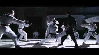 Ip Man Wing Chun Against 10 Karate Black Belts