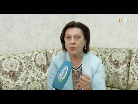 Фрагмент ТВ передачи «Семейное утро» на телеканале Оилавий