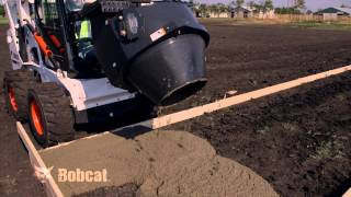 Bobcat Concrete Mixer Attachment Thumbnail