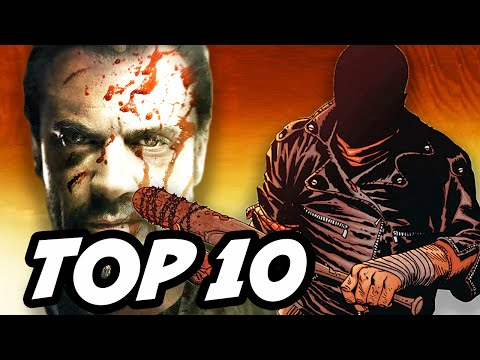 Walking Dead Season 7 - TOP 10 Predictions