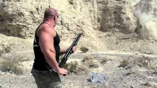 Zona Hardcorowego Koksa  uczy sie strzelac 2017 Video
