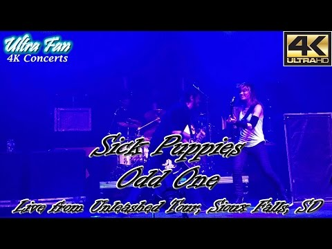 Sick Puppies - Odd One Live from the Unleashed Tour Sioux Falls, SD