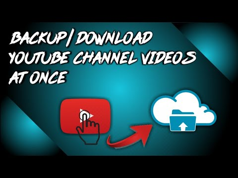 How to download all Youtube videos and playlists at once