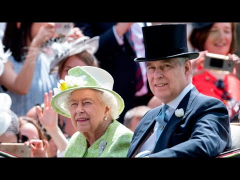Prince Andrew is a royal family 'nightmare'