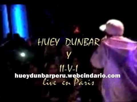 Huey Dunbar - Ella (salsa) - Paris, Francia 2008