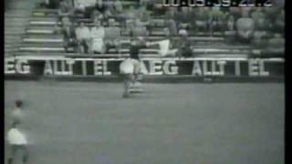 world cup 1958 full game semifinal brazil vs france part 1