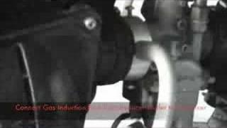 Installation Motorcycle LPG Kit Fitting- Magicgas P100/5