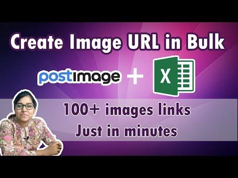 How to Create Image Url For Amazon, Flipkart in Bulk | Make image link bulk for ecommerce in Hindi