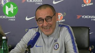 Maurizio Sarri: Jose Mourinho is NOT being treated with enough respect - Chelsea v Manchester United