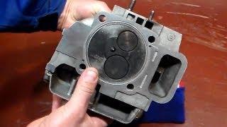Декомпрессор дизельного двигателя мотоблока