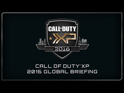 Call of Duty® XP 2016 Global Briefing
