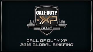 Call of Duty® XP 2016 Global Briefing thumbnail