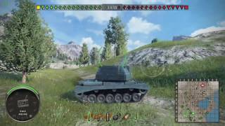 WoT Xbox BC-155-55 Gameplay Double-Feature