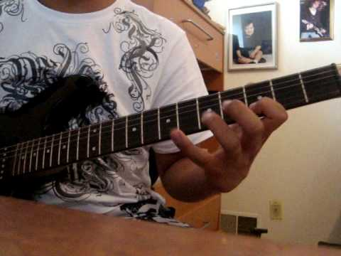 Silverstein - Fist Wrapped In Blood (Guitar cover) mp3