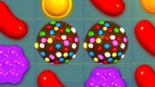 Candy crush Saga - CRAZY DOUBLE COLOR BOMB COMBO!!