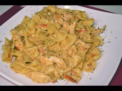 Best Chicken  Farfalle Pasta / Pasta Farfalle De Pollo