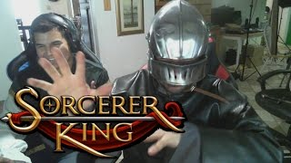 AngryJoe Plays Sorcerer King!