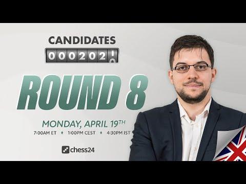 FIDE Candidates: Round