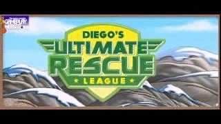 Dora l'Exploratrice en Francais dessins animés Episodes complet - Diego Ultimate Rescue League