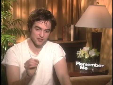 Robert Pattinson Talks About