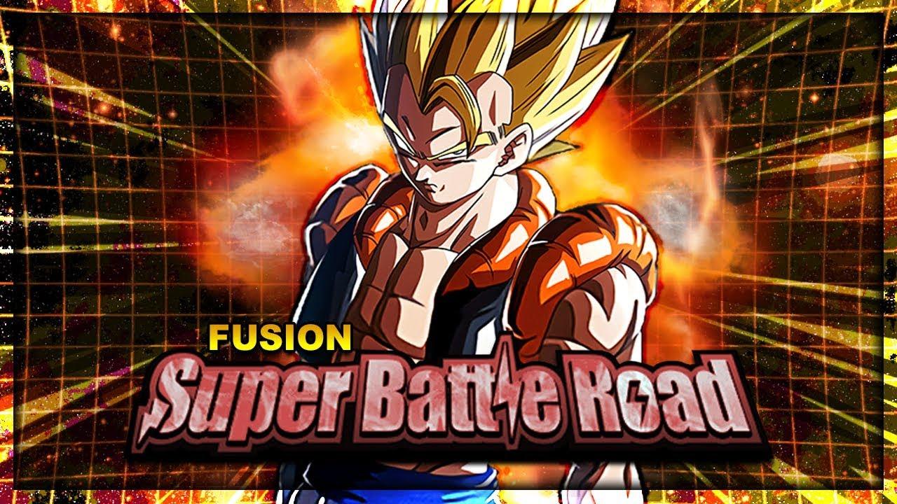 FUSION Super Battle Road BEATEN! Absolute DECIMATION! | Dragon Ball Z  Dokkan Battle