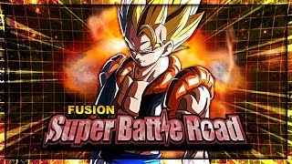 FUSION Super Battle Road BEATEN! Absolute DECIMATION! | Dragon Ball Z Dokkan Battle