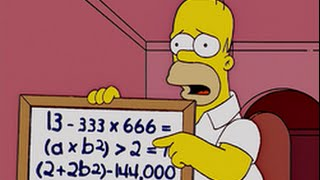 The Simpsons: Thank God It's Doomsday - Channel 23
