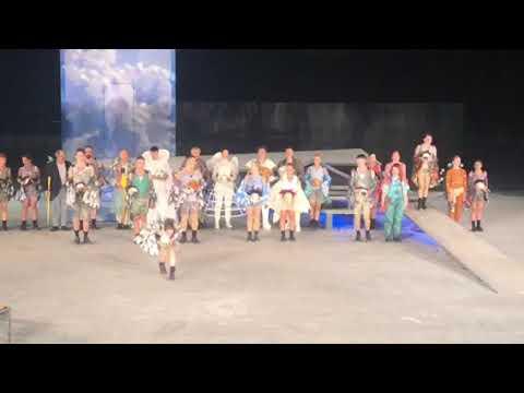 Όρνιθες - ΚΘΒΕ - Γιάννης Ρήγας - Χειροκρότημα - StellasView